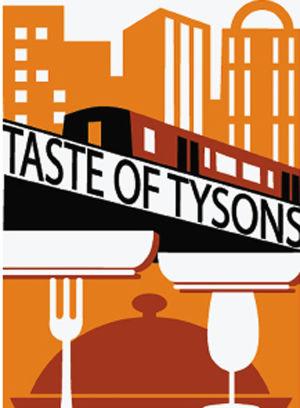 Taste of Tysons Corrner Logo