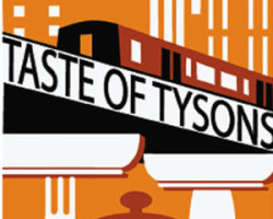 Taste of Tysons Corrner Logo
