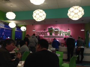 Real Estate is like sweet frog