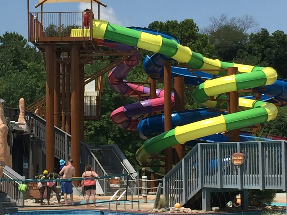 New Grand Opening at WAter Mine 8/1/15