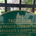 Yacht Club community of townhouses