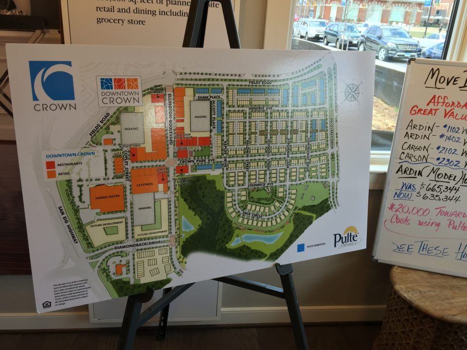 who is buying these pulte townhomes