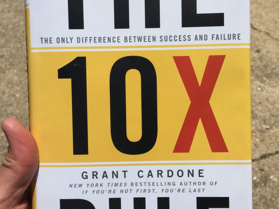 This book will get you fired up about something