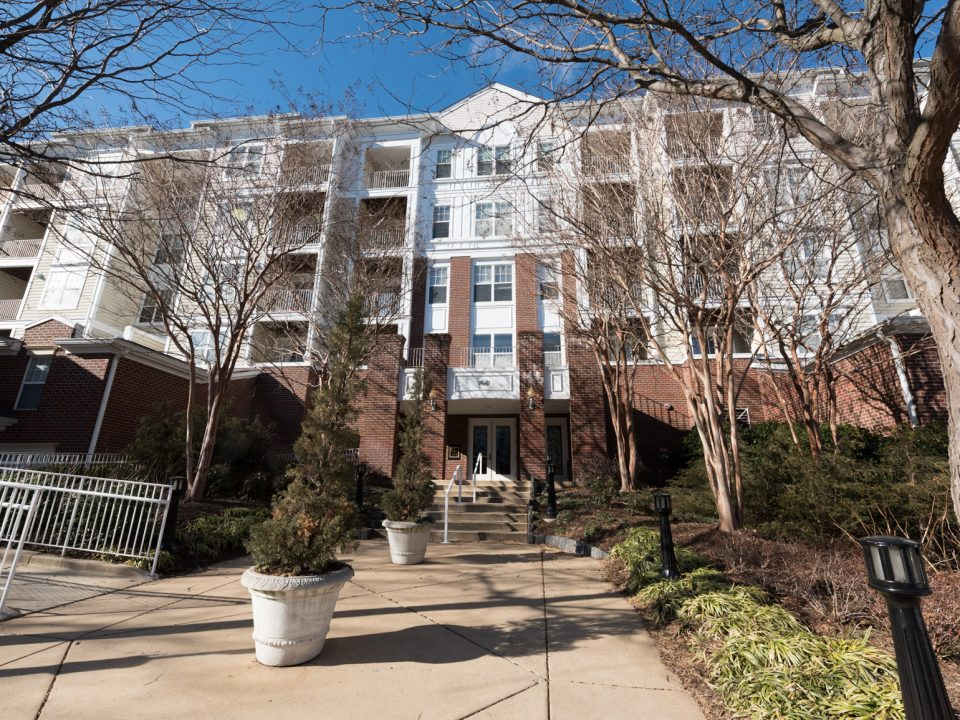 Tysons Corner Condo Building Lillian Court