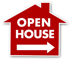 come to these open houses september 18th 2016