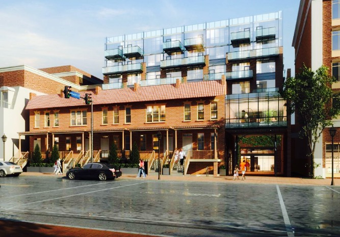 New Development Proposed on King Street