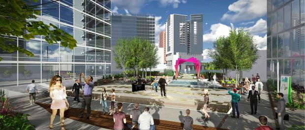 New Development next to Spring Hill Metro