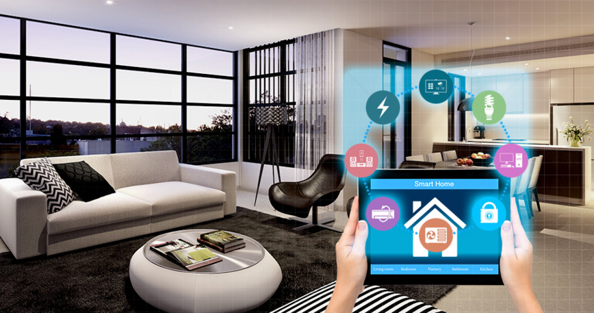 Agent knows northern virginia homesthe year of the smart for Smart home technology definition